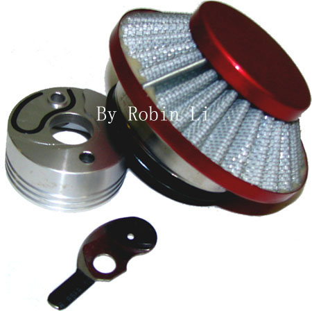2 stroke 33cc /49cc pocket bike scooter parts  red UFO air filte