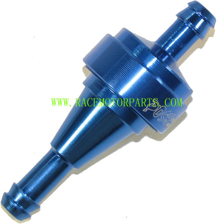 4 stroke Blue ALUM Gas Filter