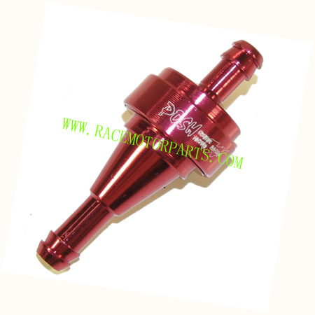 4 stroke ALUM Red Gas Filter