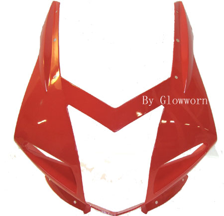 4 stroke 110cc Super bike X6 Red Front Fairing