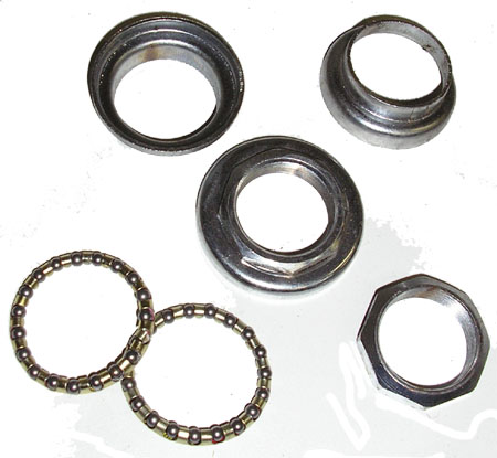 2 stroke 25cc 33cc 43cc 49cc scooter, pocket bike Neck bearing K