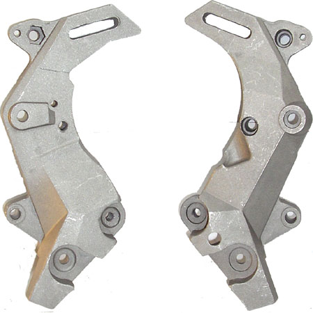 39CC MT-A4 pocket bike Motor bracket