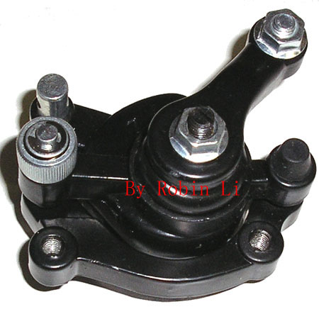 2 stroke Left Brake Caliper For pocket bike X1 ,X2, X8, Fs509, F