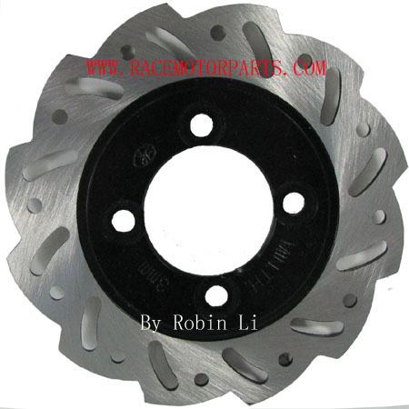 4 Stroke Dirt bike Pit bike 6.25 inch Black Flat Brake Disc