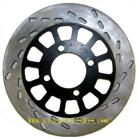 4 Stroke Dirt bike Pit bike 8 5/8 inch  Black Brake Disc