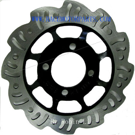 4  stroke Dirt bike black 7 1/2 Inch 50mm Center Hole Rotor