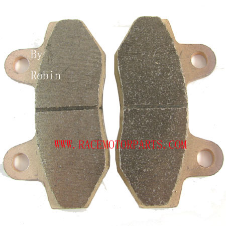 4 stroke dirt bike HD two chamber rear Hydraulic brake Pad set