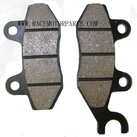 4 stroke dirt bike XR50 CRF50 Black Rear Hydraulic Brake Pad Set