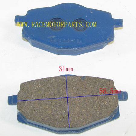 4 stroke Dirt bike YL - F006 Brake Pad Set