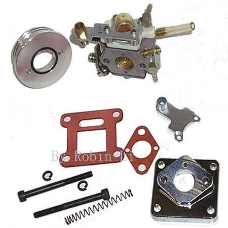47cc upgrade to 49cc HP Carburetor Kit For 47cc mini pocket   Po