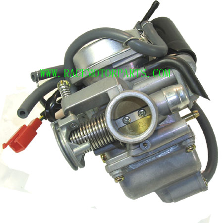 4 stroke GY6  50cc  Moped Carburetor