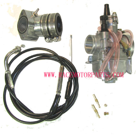 4 stroke 125cc Moped GY6 Competition Carburetor Kit