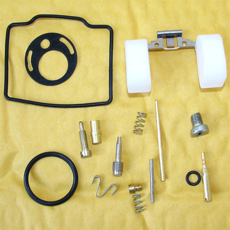 4 stroke PZ16 PZ-16 Carburetor Rebuild Kit
