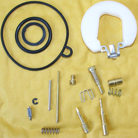 4 stroke PZ19 PZ-19 Carburetor Rebuild Kit