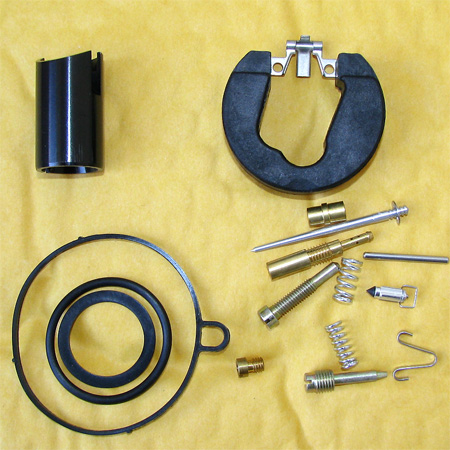 4 stroke PZ25 PZ-25 Carburetor Rebuild Kit