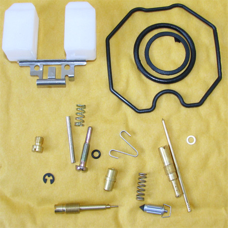4 stroke PZ30 PZ-30 Carburetor Rebuild Kit