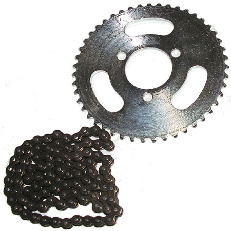 25cc 33cc Kragen Zooma Sprocket Chain Kit