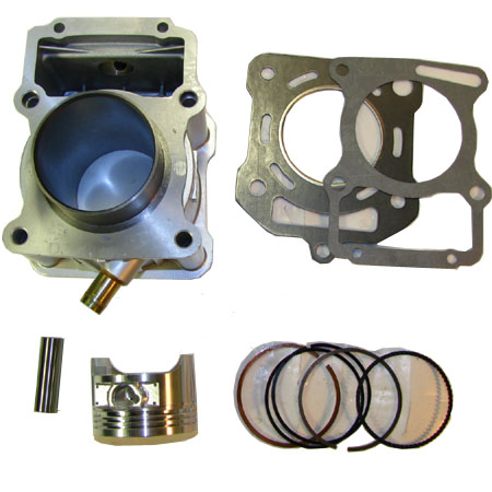 4 stroke 250cc Water Cool 67mm Cylinder Kit