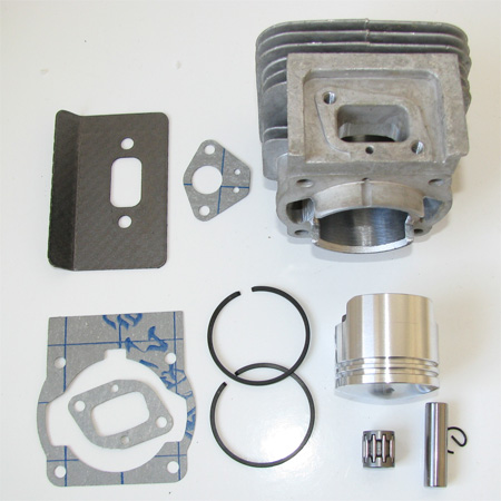 2 stroke Scooter  pocket bike  49cc Ported Cylinder rebuilt kit