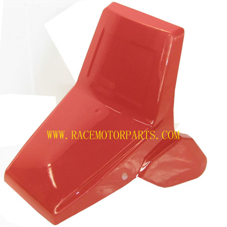 2 stroke 47cc 49cc ATV pocket Quad Red Front Fairing