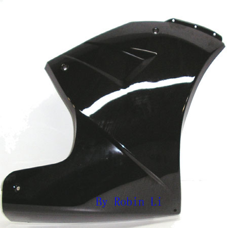 2 stroke pocket bike Fs509 Black side Fairing set