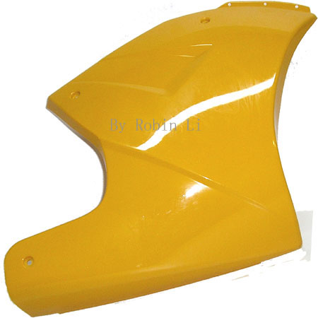 2 stroke 49cc pocket bike Fs509 Yellow Side Fairing set
