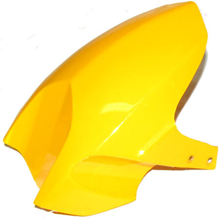 39cc MT-A4 pocket bike yellow Front Fender