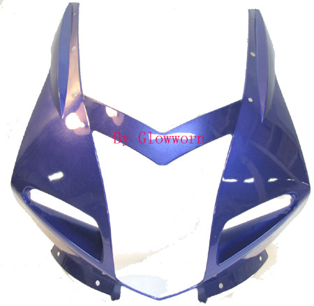4 stroke 110cc Super bike X6 Blue Front Fairing