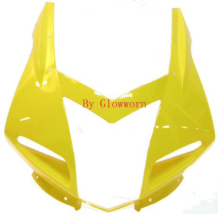 4 stroke 110cc Super bike X6 yellow Front Fairing