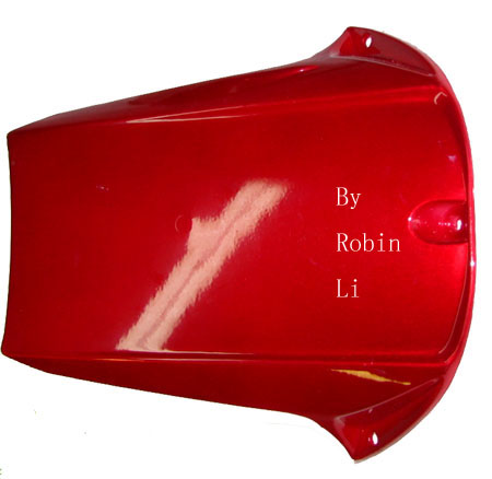 4 stroke 2 stroke pocket bike Fs529A/ Fs529 X7 Dark Red Rear Mud