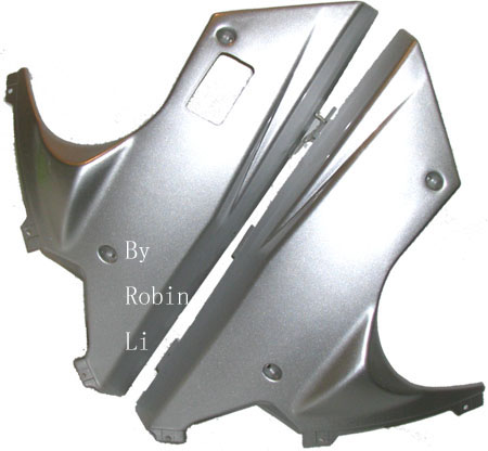4 stroke 2 stroke pocket bike Fs529A/ Fs529 X7 lower Side Fairin