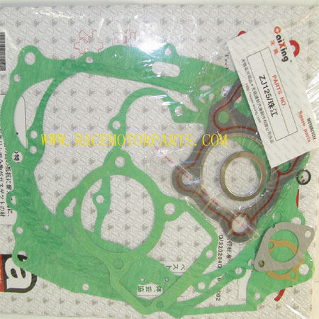 4 stroke 125cc ZJ Engine Gasket Kit