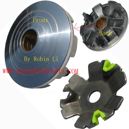 4  stroke 50cc Gy6 Moped  Hp Pulley