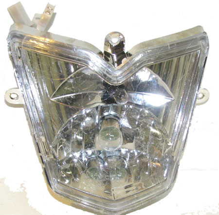 2 stroke 49cc pocket bike X8 Headlight