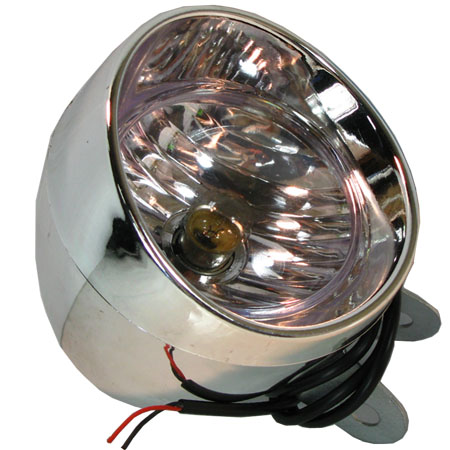 4 stroke 110cc Super Chopper 12V Head Light
