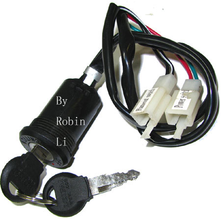 4 stroke 2 stroke pocket bike Fs529A/ Fs529 X7 Key Switch