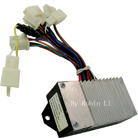 Electric scooter 18L /18W 19T/N 24V 20A- 30A 17wire Module