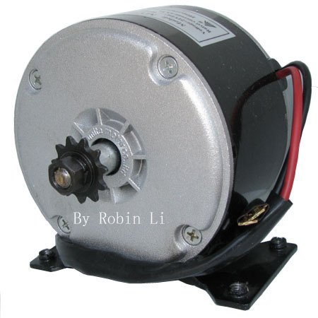 24V 250w 2750RPM 14A Chain Motor For Electric scooter ,Electric