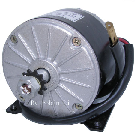 24V 250w 2750RPM 19.2A Chain Motor For Electric scooter ,Electri