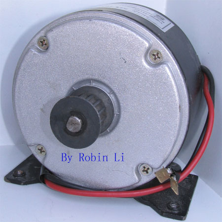 24V 250w 2500RPM Belt Motor For Electric scooter ,Electric Dirt