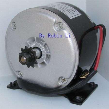24V 250w 2650RPM 13.7A Chain Motor For Electric scooter ,Electri