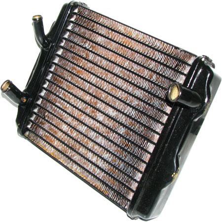39cc MT-A4 pocket bike radiator