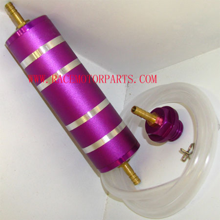 4 stroke Purple Cylinder Oil Cooler Kit