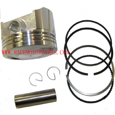 4 stroke 250cc 67mm Piston  16mm Wist Pin and Rings Kit