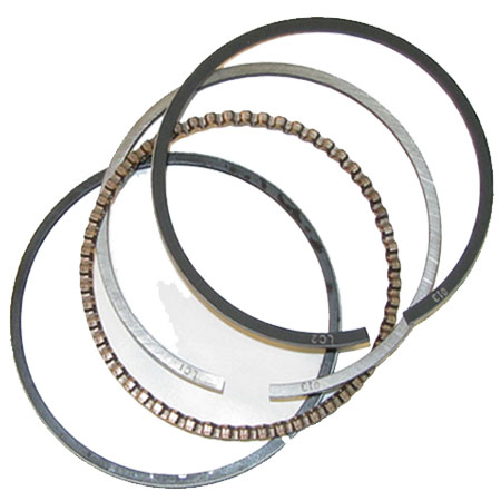 100cc piston Rings Set for 100cc  ATV 4 stroke Dirt bike 100cc