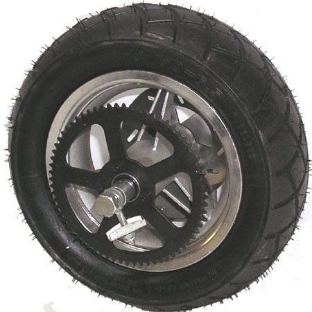 47cc 49cc Theart tire Rear wheel Kit For MT-A1 , MT-A2 ,701,MT-A