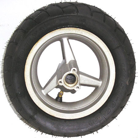 39cc MT-A4 pocket bike Tread Rear wheel