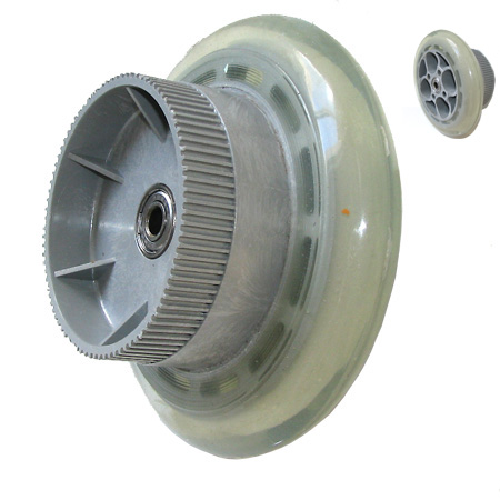 16T 80W 100W Electric Scooter Rear Wheel