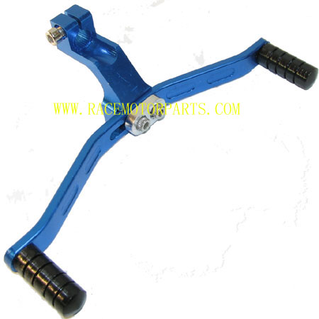 4 stroke Blue Alum Performance Heel Shifter