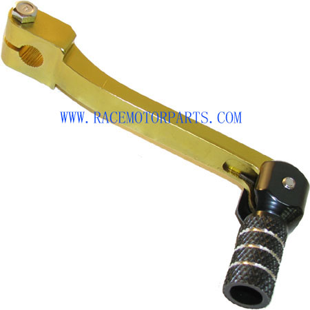 4 stroke yellow Aluminun Shifter